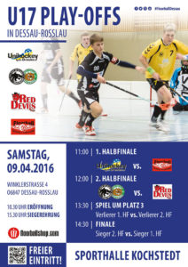 Play-offs U17 - 2016